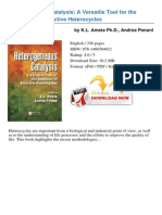 Heterogeneous Catalysis a k l Ameta 68069364