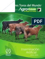 Catalogo Inseminacion Colanta 2014 2015