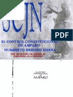 El control constitucional de amparo Humberto Briseño Sierra.pdf