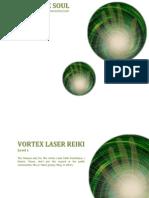 Vortex Laser Reiki 1