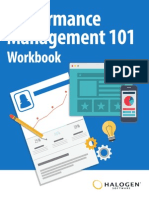 Performance Management 101 Workbook