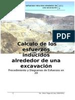 Esfuerzos Inducidos en Una Excavación