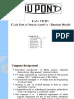 Corporate Finance - Presentation