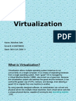 Virtualization PPT