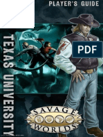 ETU East Texas University Players Guide (7681488)