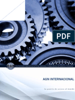 AGN Internacional - Catalogo