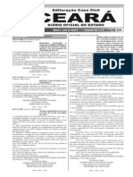 Diário Oficial Do Estado - 25 04 2014