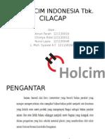 HOLCIM CILACAP