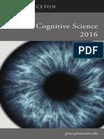Brain & Cognitive Science 2016
