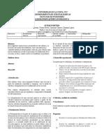 Informe Lab Quimica Estequiometria