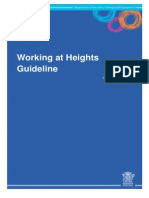 Working at Heights Guideline