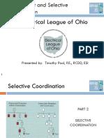 Selective Coordination Class Part 2