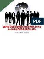 Pr. Mauro Bueno - Sermões Para