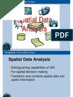 Spasial Data Analysis 6(1)