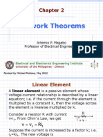 Ch02 Network Theorems - Review
