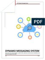 ATG Dynamo Messaging System