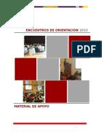 Material de Apoyo Orientadores 2015 Arreglado
