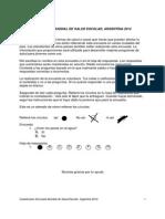 Cuestionario EMSE 2012