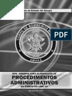Normas Para Elaboracao de Procedimentos Administrativos