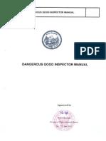 Dangerous Goods Inspector Manual