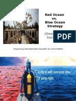 Red Ocean vs Blue Ocean Strategy
