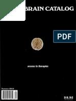Adbusters 90 - Whole Brain Catalog