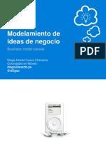 Modelamiento de ideas de negocio - Business model canvas