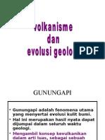 Volk. @ Evol Geol