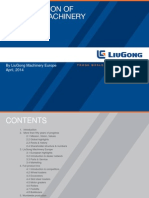 CorporCorporate Presentation Liugong Machinery Europe 2014ate Presentation Liugong Machinery Europe 2014