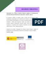 OCDE_ Panorama de La Educación 2014