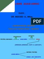 Kuliah metabolisme asam amino
