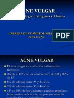 ACNE VULGAR Epidemiologia Patogenia y Clinica