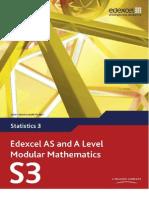 271649503 Edexcel Statistics 3