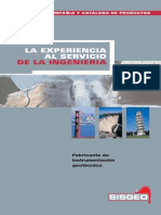 Catalogo Auscultacion SISGEO
