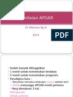 Penilaian APGAR