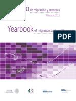 Anuario Migracion y Remesas 2015