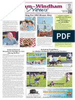 Pelham~Windham News 10-2-2015