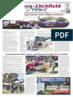 Hudson~Litchfield News 10-2-2015