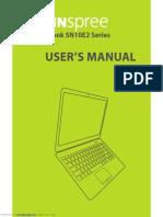 User Guide HannsBook SN10E2 Series