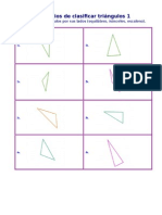 clasificar triángulos 1