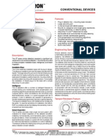 CAT-2014 i3 Series Photoelectric Smoke Detectors