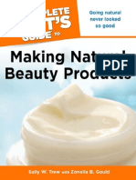 Making Natural Products - Complete Guide