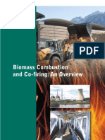 Biomass combustion & co-firing