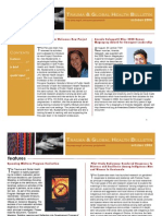 Trauma and Global Health Bulletin - October 2008 - KAMHA.ORG