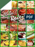 Clube de Receitas 2013