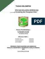 Konseling Dan Penapisan Kb (Kel.3)