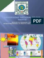 Tipos de Climas Infografia.