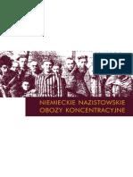 Niemieckie Nazistowskie Obozy Koncentracyjne