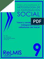 Revista Latinoamericana de Metodologia de Investigacion