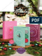 Scentsy Holiday Flyer 2015